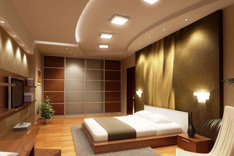 Светодиодные панели в жилых интерьерах