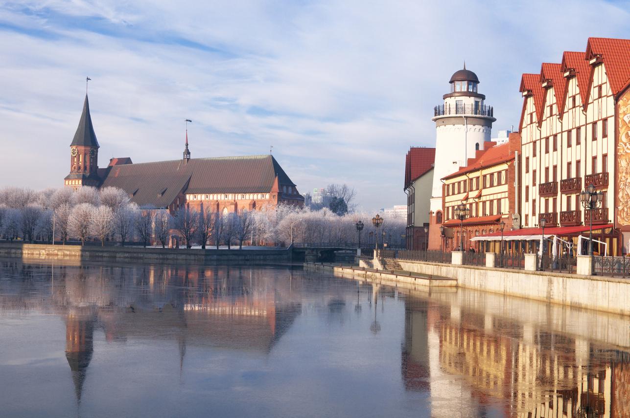 Калининград для туристов