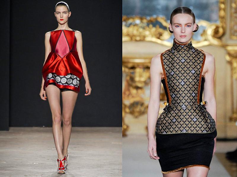 Особенности платья-баллон