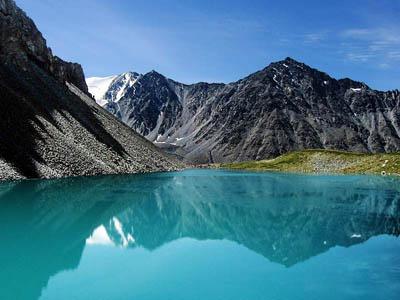 Страна голубых озер