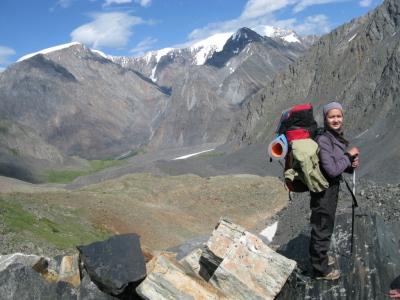 Алтай - прекрасное место для отдыха