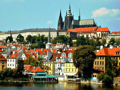 Прага – город архитектуры