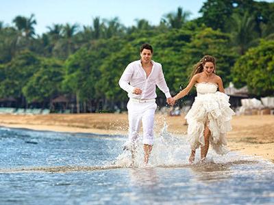 Свадьба на острове Парадиз: багамская сказка