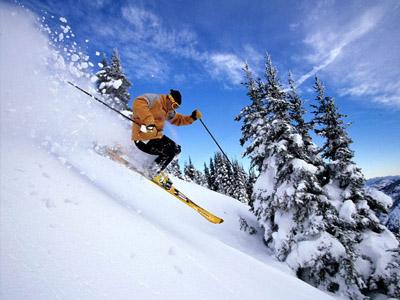 Буковель - рай для лыжников