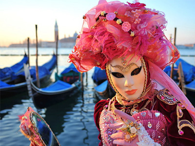 Неповторимая роскошь Венеции