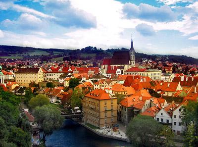 Познавательные туры в Чехию