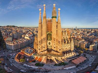 Прекрасная Барселона