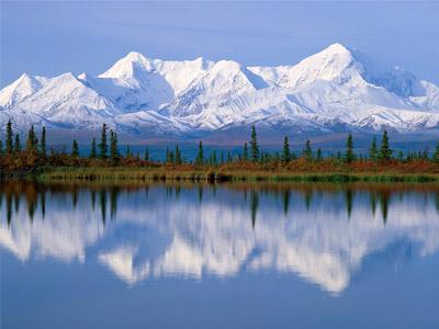Путешествие на заснеженную Аляску