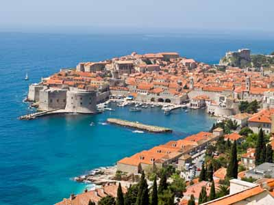 Отдых в великолепных отелях Дубровника