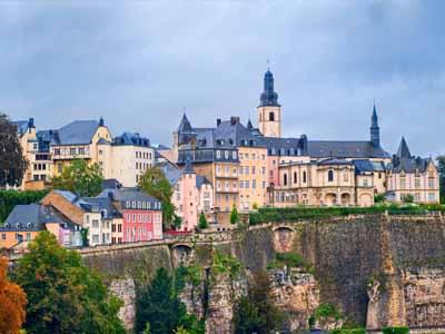 Что посетить туристу в Люксембурге