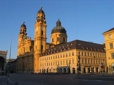 Сердце Баварии Мюнхен