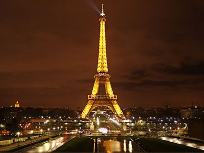 Самые популярные места Парижа