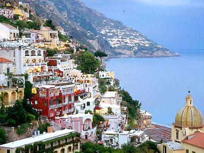 Маленькие города Италии. Амальфи
