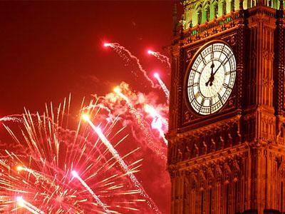 Рождество и Новый год в Британии