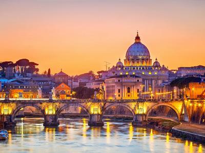 Вечный город Рим