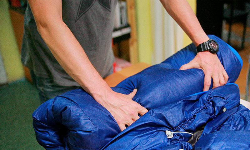 Советы по правильному использованию спального мешка