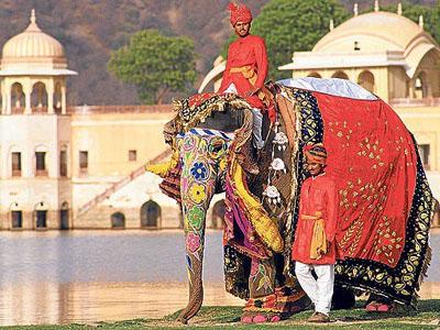 Виды отдыха в Индии