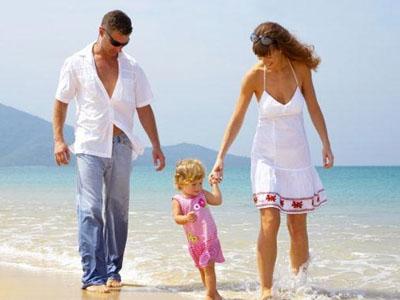 Что нужно учесть отправляясь в отпуск с ребенком