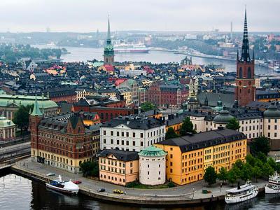 Города Швеции