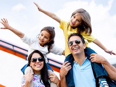Путешествуем с детьми: летим на самолете