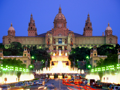 Барселона: город в яркой мозаике