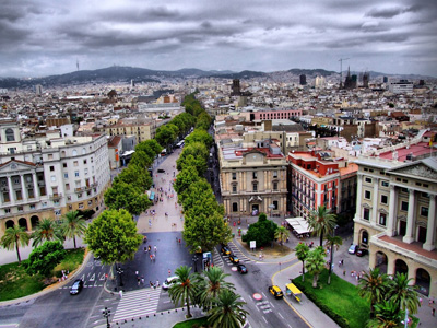 Барселона – коротко о главном
