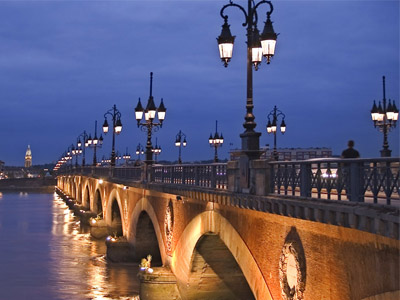 Спящая красавица – город Бордо