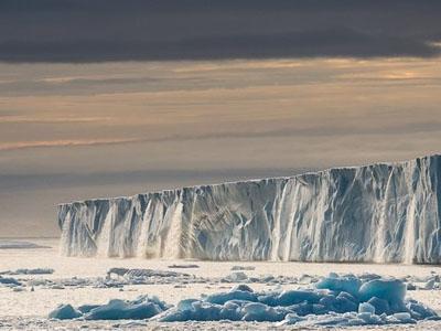 Хрустальное чудо ледников