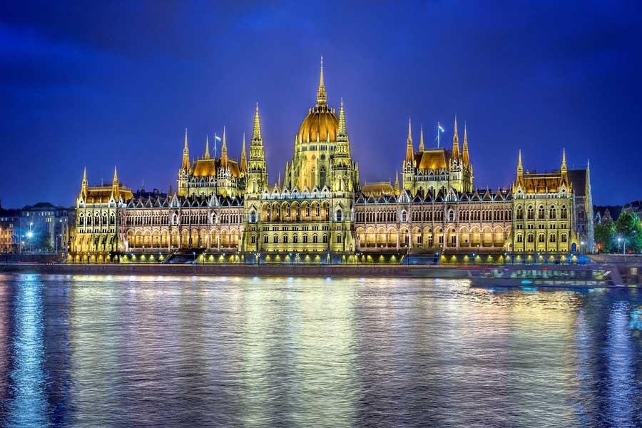 Основные достопримечательности Будапешта