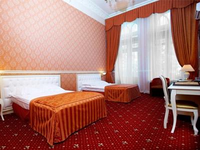 Отель «Ани Плаза» - сердце Еревана