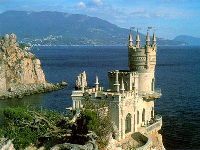 Лучшее место для отдыха – Крым