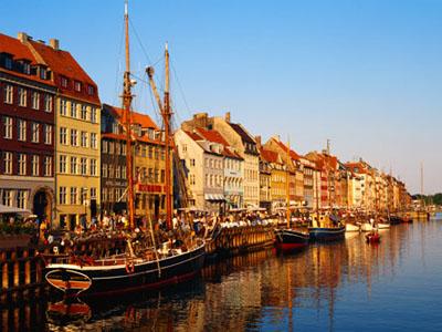 Восхищающая Дания