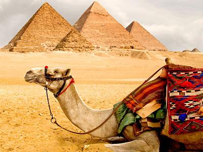 Удивительный и жаркий Египет