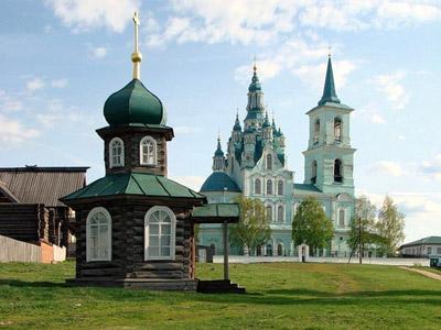 Уникальные места Екатеринбурга