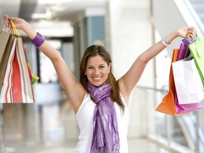 Активный шопинг в Эмиратах