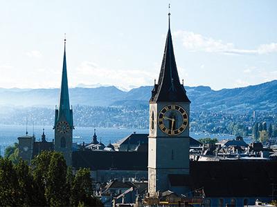 Информация по Цюриху