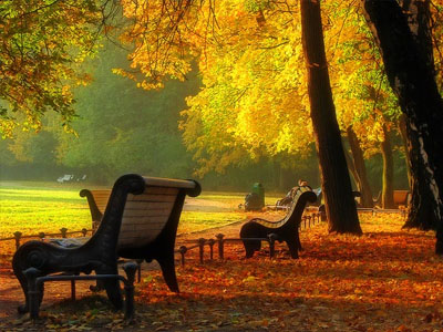 Осенний отпуск в Чехии