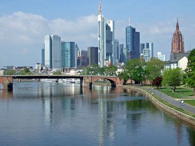 Франкфурт. Город небоскребов и шопинга