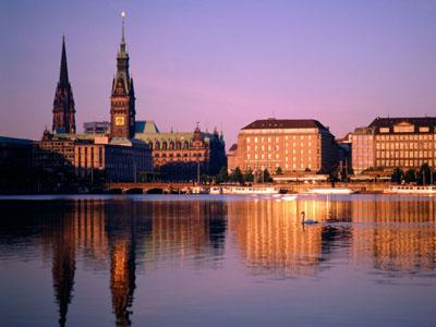 Гамбург - удивительный город Германии