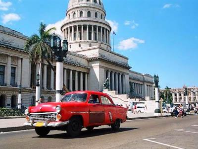 Гавана - бесконечный голубой рай