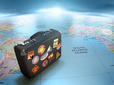 5 советов о том, как путешествовать с багажом