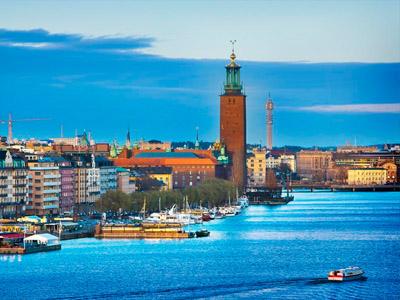 Уникальный город Стокгольм