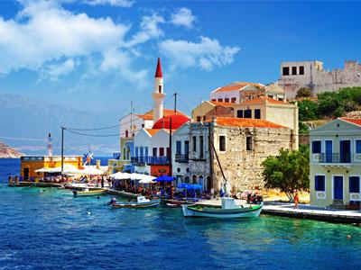 Чем примечателен отдых в Греции