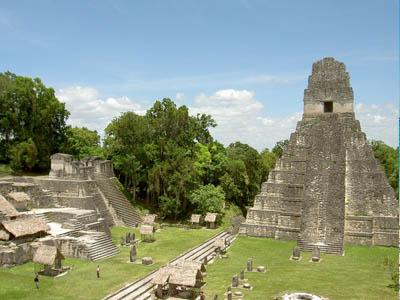 Потомки майя