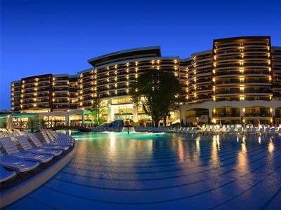 В каком отеле расположиться в Болгарии?