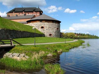 Финский город Хямеэнлинна