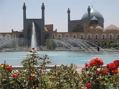 Иран - как туристический маршрут