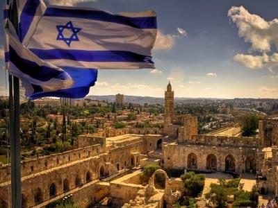Израиль - земля обетованная!