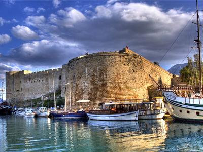Величественный остров Кипр