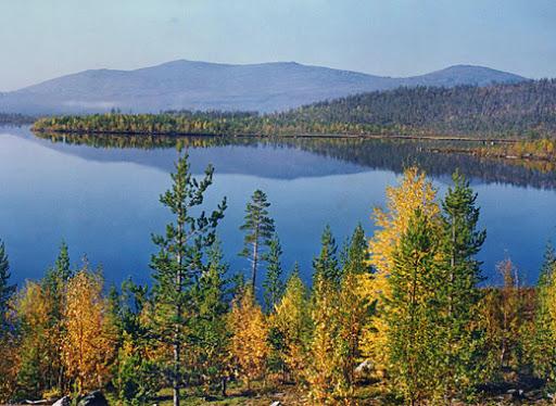 Мистика озер Кольского полуострова